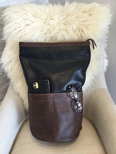 Four Pocket Backpack