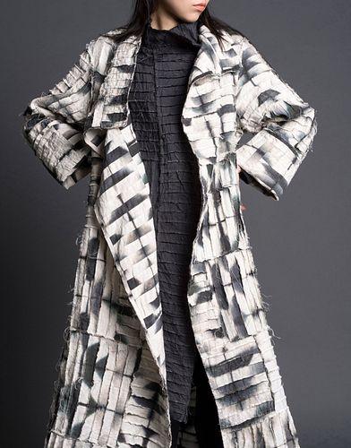 Amy Nguyen Artisan Coat