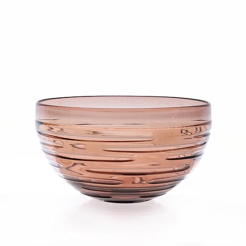 Incision Bowl- Aubergene