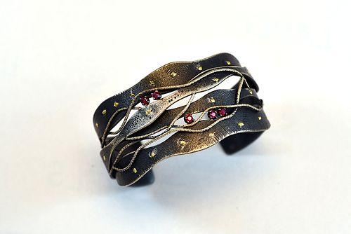Winter Night Bracelet #8