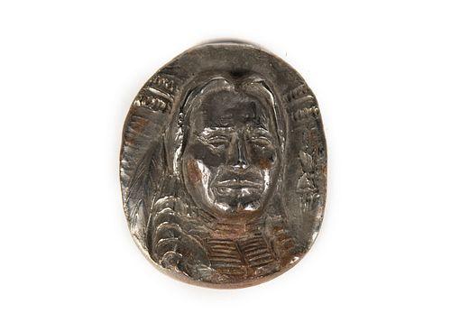 Saint Clair Homer II, Iron Shell Sioux, ca. 1981