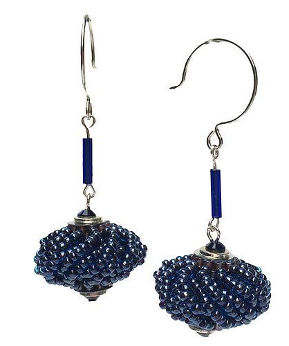 Saucer Earrings