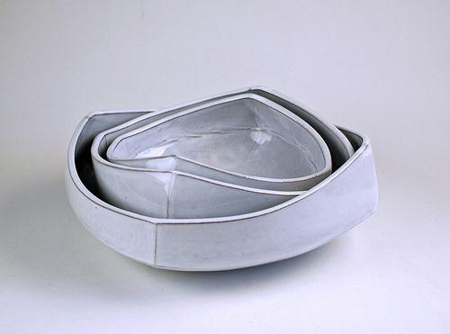 Square Nesting Bowls Set