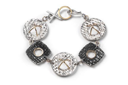 XO Woven Bracelet