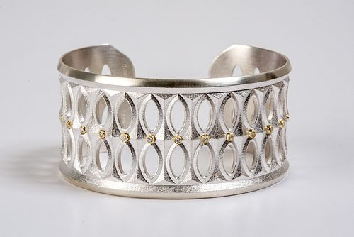 Maria Samora, Narrow June Cuff
