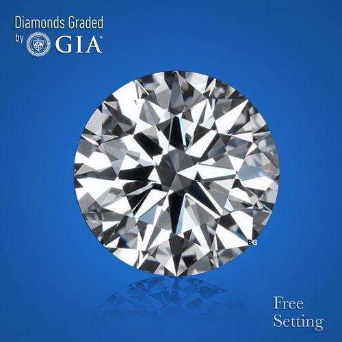 10.18 ct, Color D/VVS1, Round cut Diamond