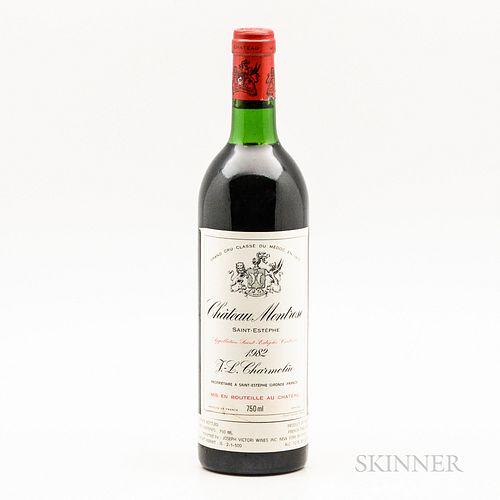 Chateau Montrose 1982, 1 bottle