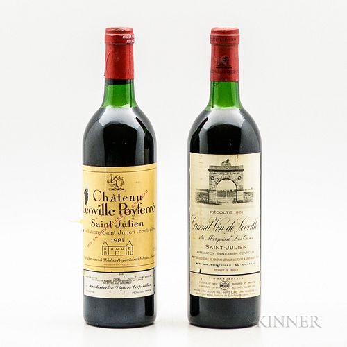 2eme Cru Classe Duo, 2 bottles