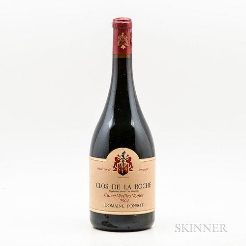 Ponsot Clos de la Roche Vieilles Vignes 2004, 1 magnum