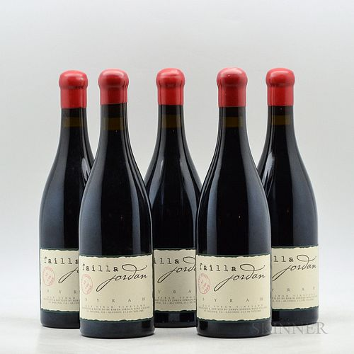 Failla Jordan Syrah 1999, 5 bottles