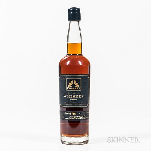 Charbay Whiskey, 1 750ml bottle Spirits cannot be shipped. Please see http://bit.ly/sk-spirits for more info.