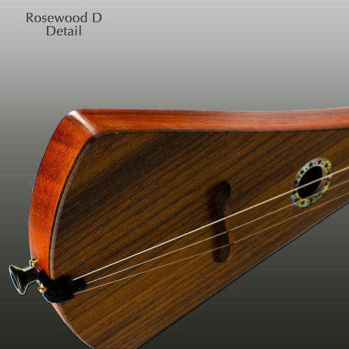 Detail Rosewood Strumstick