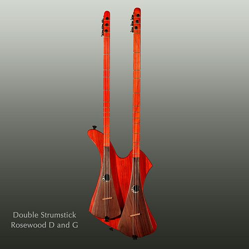 Rosewood Double Strumstick