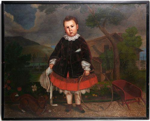 Timothy Allen Gladding, oil on canvas