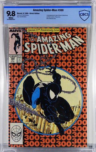 Marvel Comics Amazing Spider-Man #300 CBCS 9.8