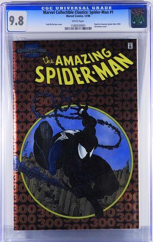 Marvel Collectible Classics: Spider-Man #1 CGC 9.8