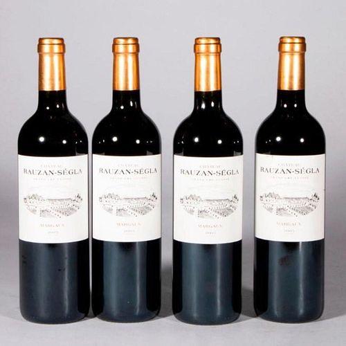 2005 Rauzan-Segla (Rausan-Segla) Bordeaux Blend (four bottles)