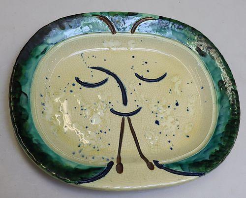 Pablo Picasso (Spanish 1881 - 1973) Madoura