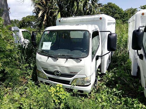 Chasis Cabina Hino 300/616 2013