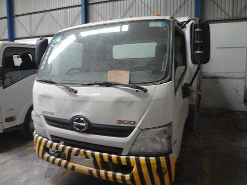 Chasis Cabina Hino 300/816 2012