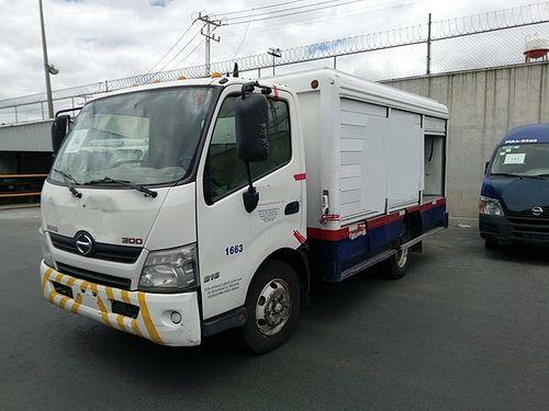 Chasis Cabina Hino 300/816 2013