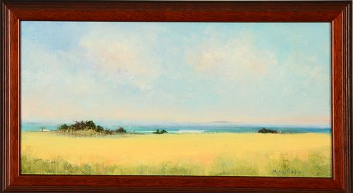 MARTHA GUILLETTE, Bayside View
