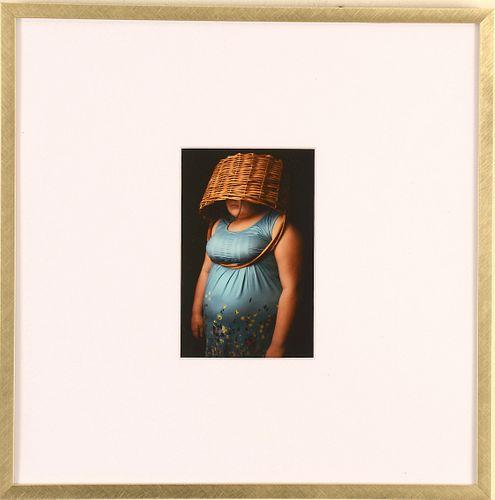 JENNY JOPE, Corona Series: Basket Case