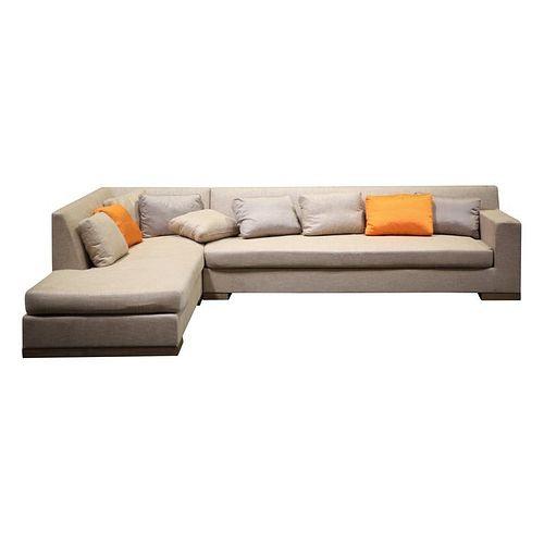 Ideo Modern Minimalist Sectional Sofa