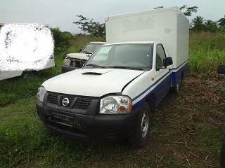 Camioneta Nissan D22 2007