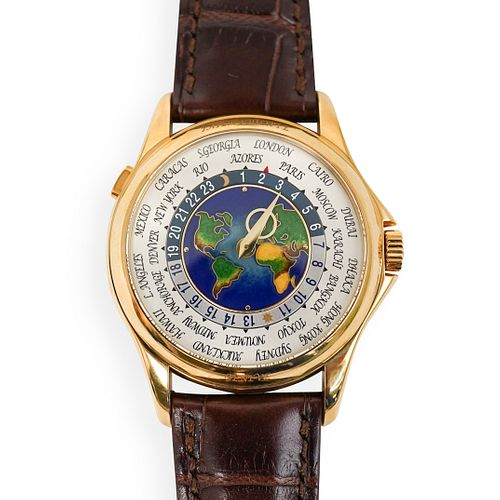 Patek Philippe World Time Ref. 5131J-001 Watch