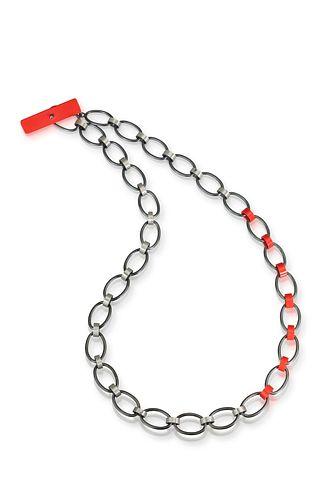 Cascade Large Link Necklace