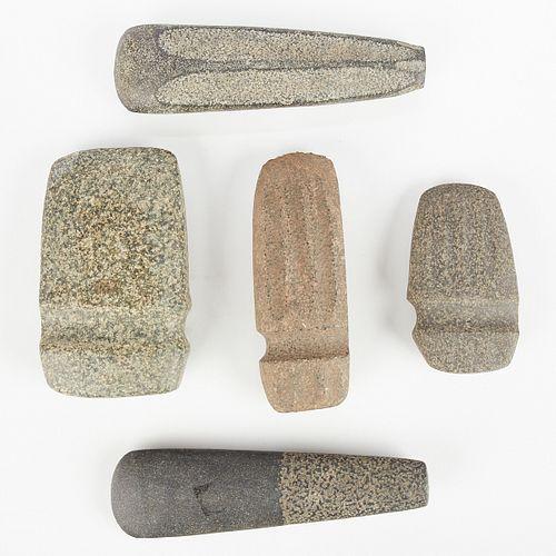 Grp: 5 North American Stone Tools
