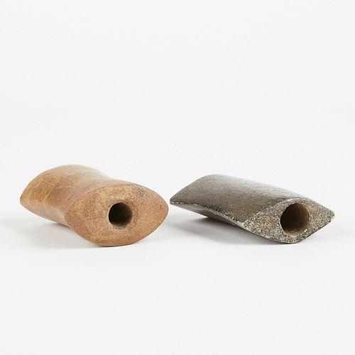 Grp: 2 Hourglass Bannerstones