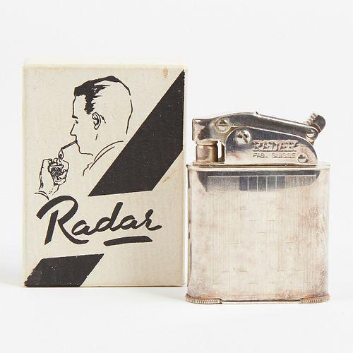Unused Radar Lighter in Box