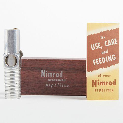Nimrod Sportsman Pipeliter Lighter