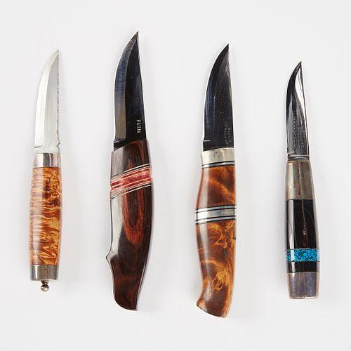 Grp: 4 Knives Brostrom - Turunen - Fallas - Aarlia