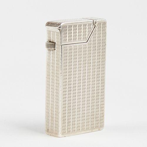 Dunhill Broadboy Solid Sterling Silver Lighter