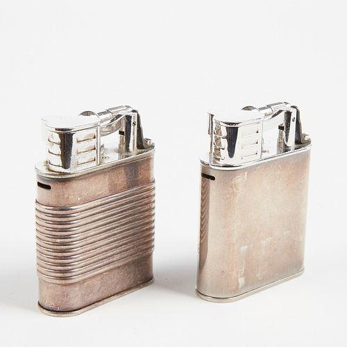 Grp: 2 Dunhill Turbo Unique Lighters