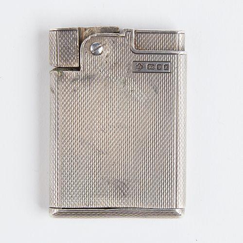 Rare Asprey Solid Sterling Silver Lighter