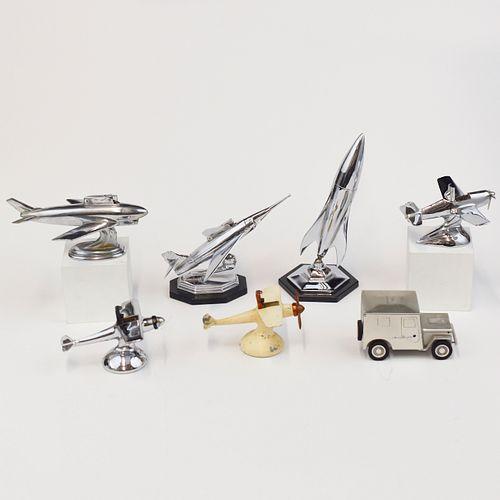 Grp: 7 Transportation Themed Lighters