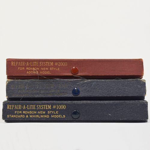 Grp: Ronson Lighter Repair Kits And Parts