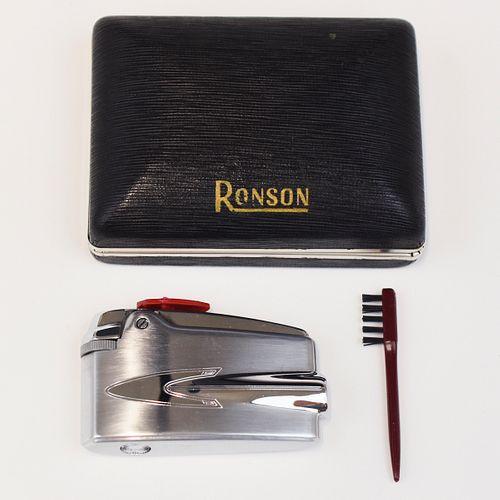 Ronson Varaflame Lighter New Old Stock