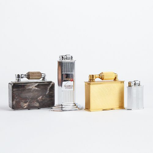 Grp: McMurdo Table Lighters