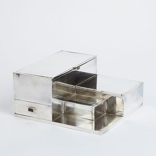 Robert Mallet-Stevens For La Maison Desny Art Deco Box