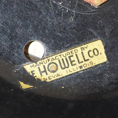 Wolfgang Hoffman Howell Co. Deco Chrome Coffee Table