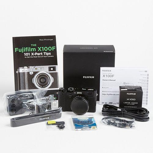 Fujifilm X100F Camera - New in box