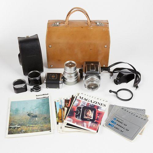Hasselblad 500C Camera Body & Accessories