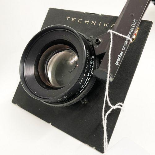 Rodenstock Sironar-N 1:5.6f=210mm MC Large Format Camera Lens