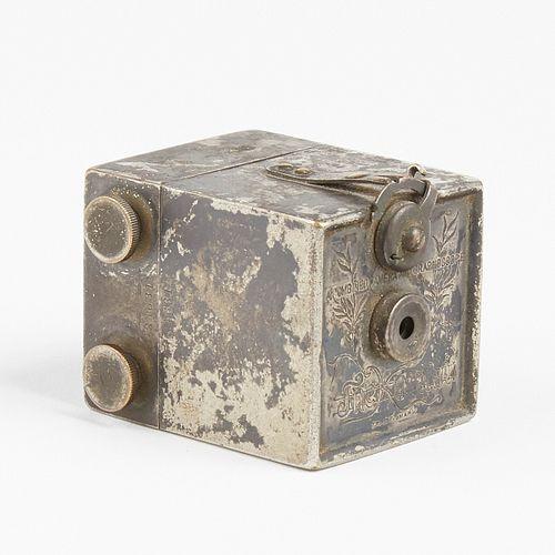 Kemper Kombi 1892 Chicago Miniature Camera