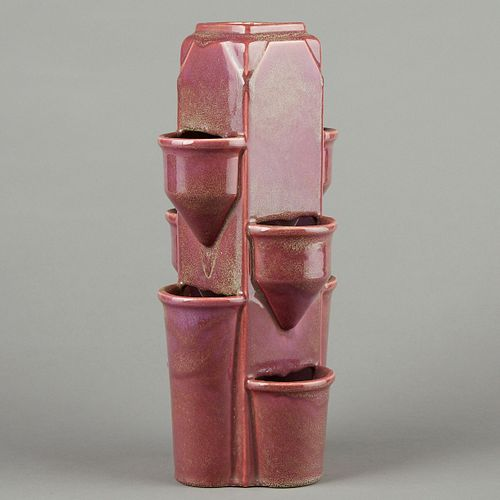 Cowan Pottery Ohio Art Deco Planter Pot